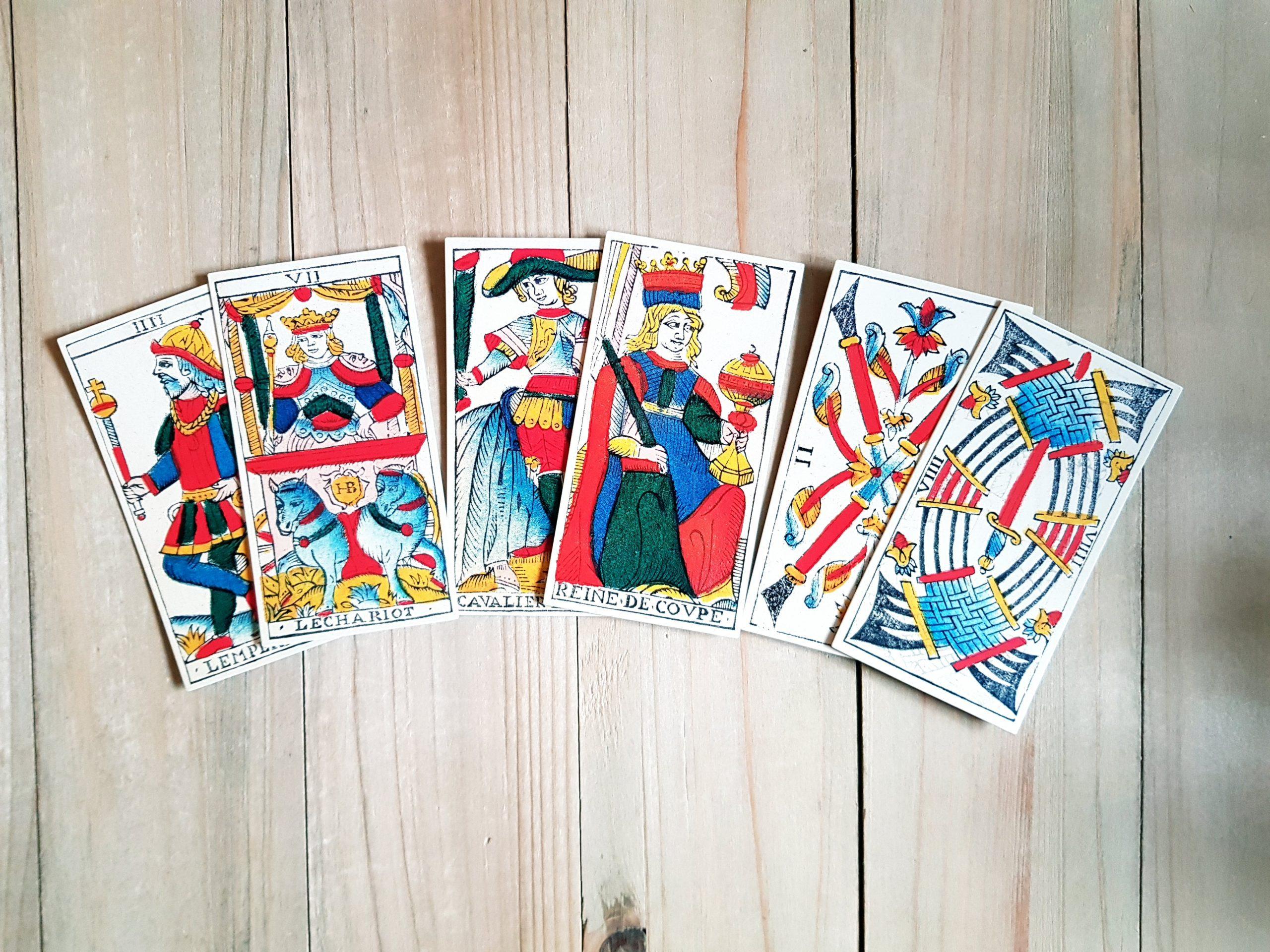 Tuto Tarot #2 : Majeurs ou Mineurs ?