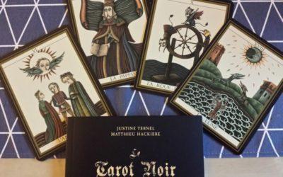Tarot découverte : Le Tarot Noir