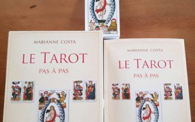 Le Tarot pas à pas de Marianne Costa