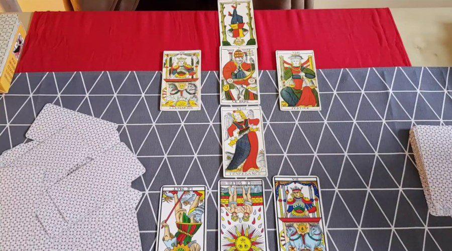 Tuto Tarot #3 : Les cartes inversées