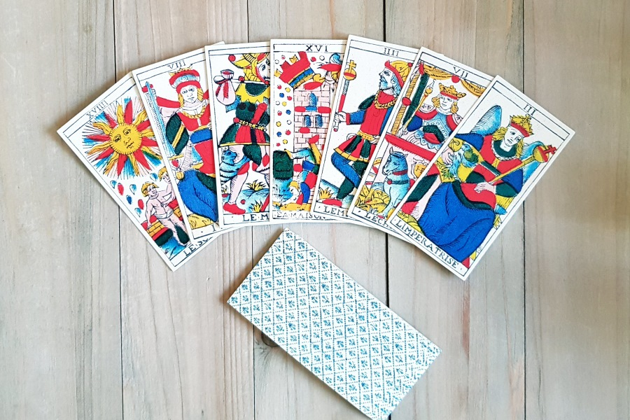 Formations au Tarot