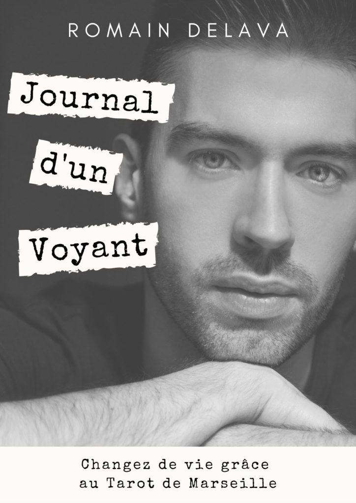 Romain Delava - Livre - Journal d'un voyant