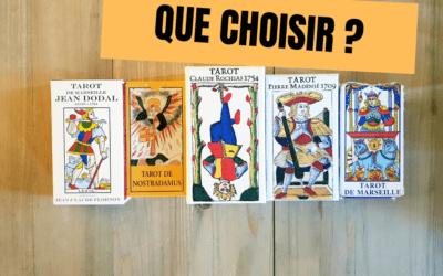 Tarots, oracles : trouver votre support