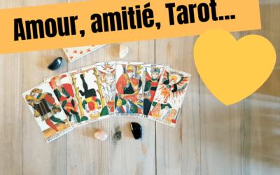 Tuto Tarot #6 : tirages de couple