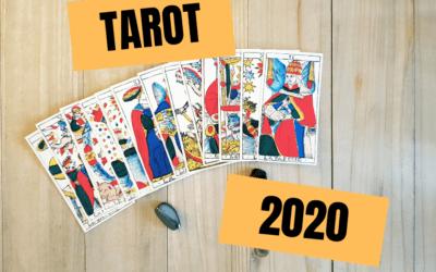 Tarot : votre carte de 2020
