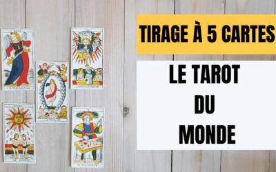 Tuto Tarot #9 : Le Tarot du Monde