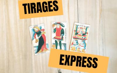 Tuto Tarot #10 : Tirages express
